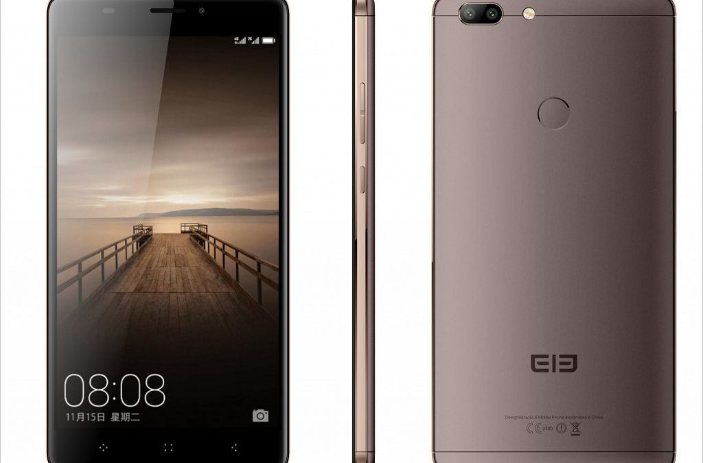 Super Offer Elephone C1 Max since 91£