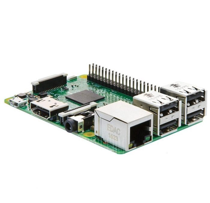 Offer Raspberry Pi 3 Model B since 35£