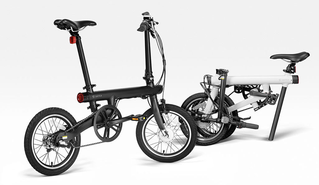 Super offer on Xiaomi QICYCLE since 573£