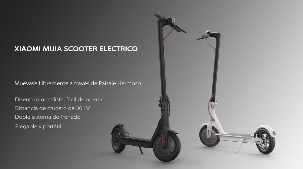 Fantastic price Xiaomi Scooter Mijia M365 since 386£