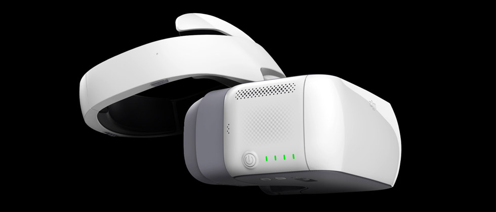 DJI Goggles Offer since 333£