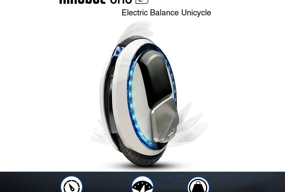 Offer Ninebot One E+ and C+ since 226£