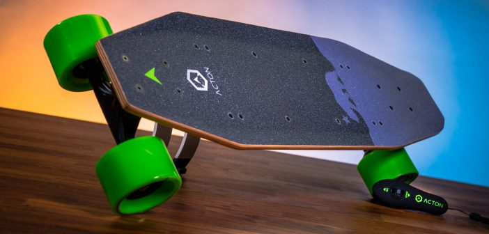 Offer Xiaomi Acton Electric Skateboard since 225£