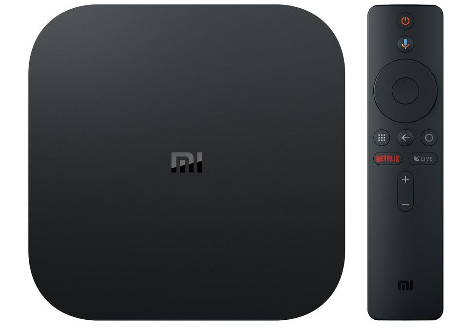 Black Friday! Xiaomi Mi Box S offer since 45£