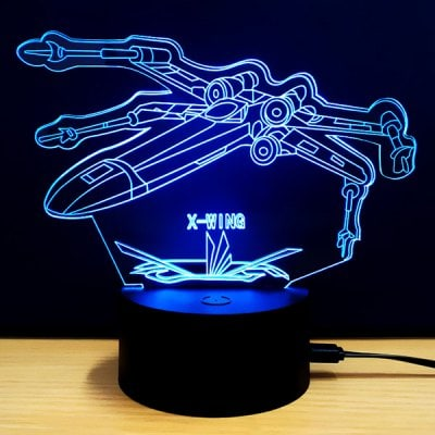 Offer M.Sparkling 3D Night Lamp since 5£