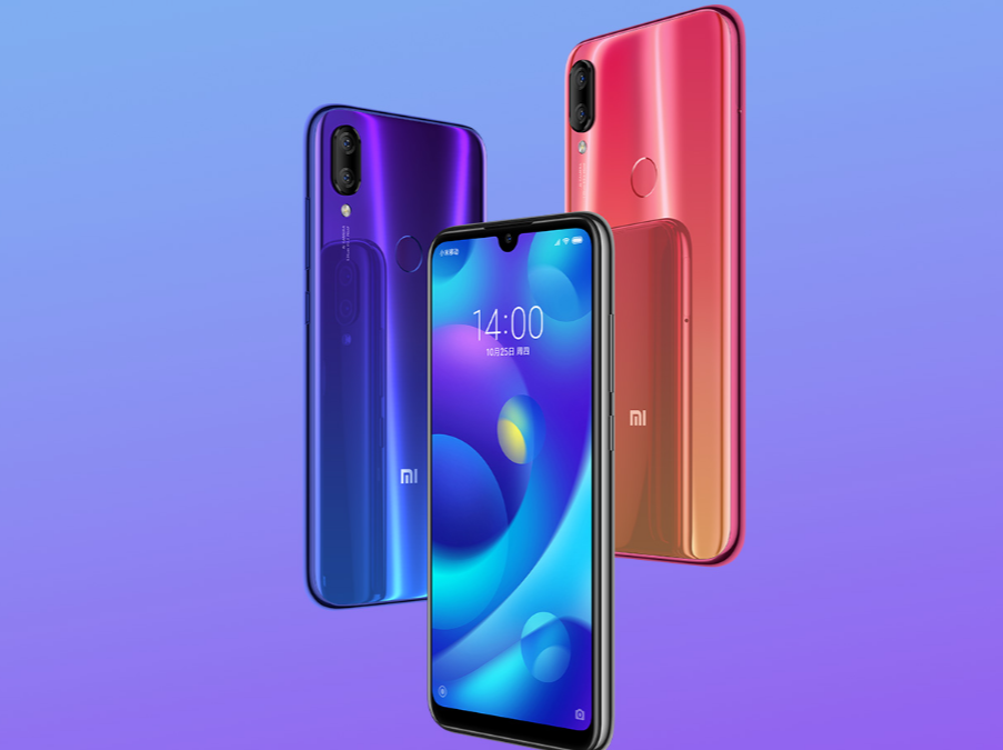 Offer Xiaomi My Play since 81£