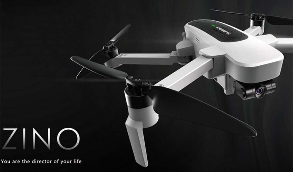Black Friday! Hubsan Zino H117S Offer since 193£