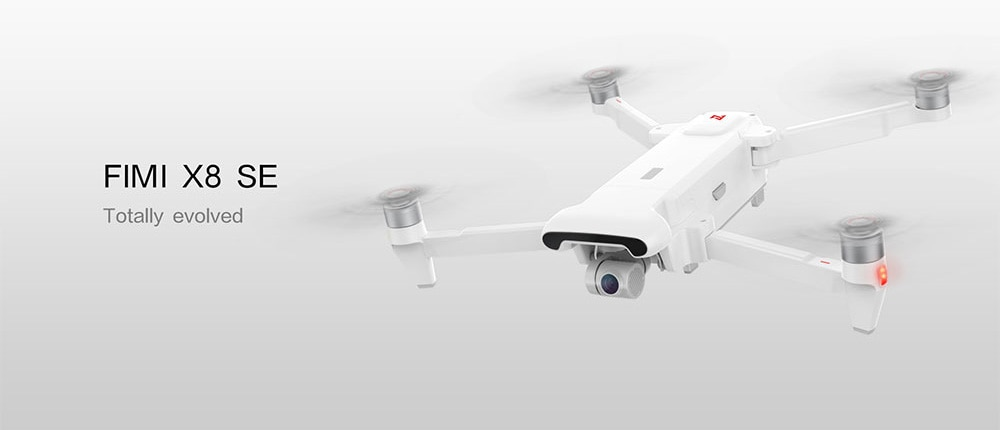 Minimum price Drone Xiaomi Fimi X8 since 387£