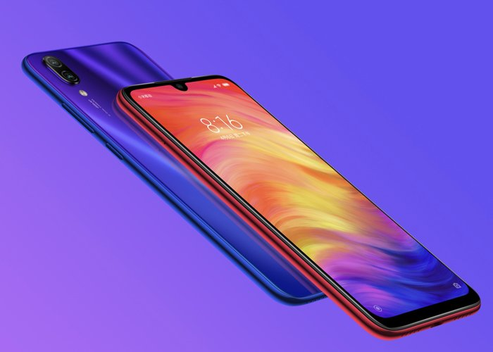 Offer Xiaomi Redmi Note 7 since 133£
