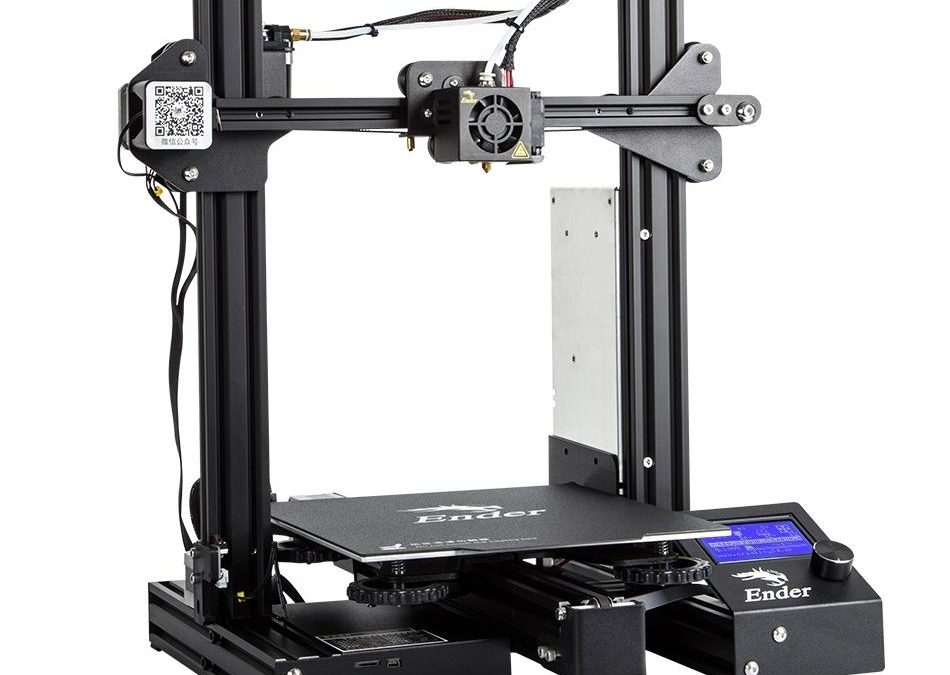 Minimum price Ender-3 Pro V-slot Prusa I3 since 154£