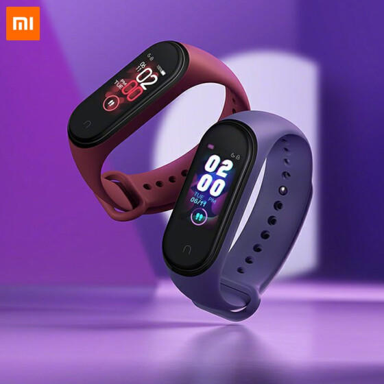 Xiaomi Mi Band 4 analysis since 26£