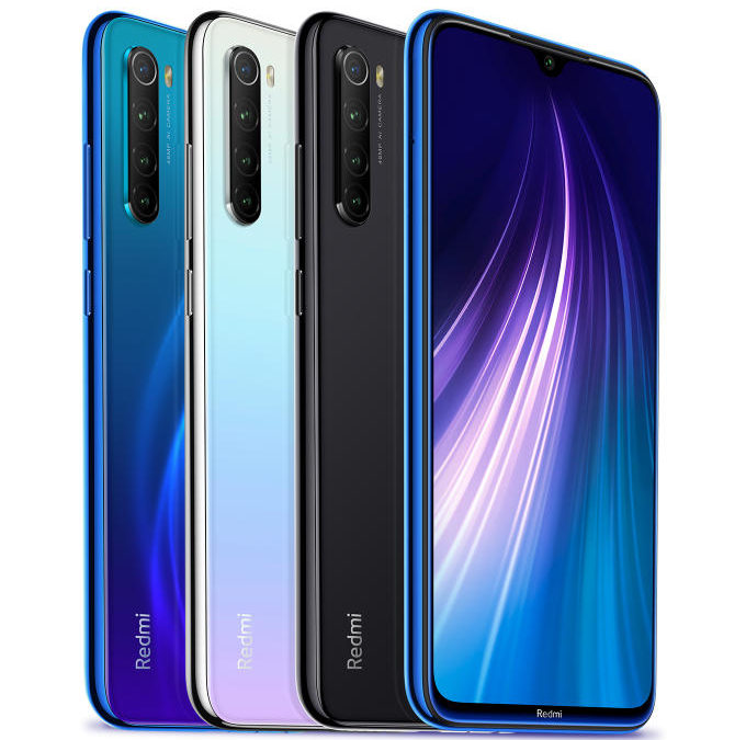 Offer! Xiaomi Redmi Note 8 since 110£