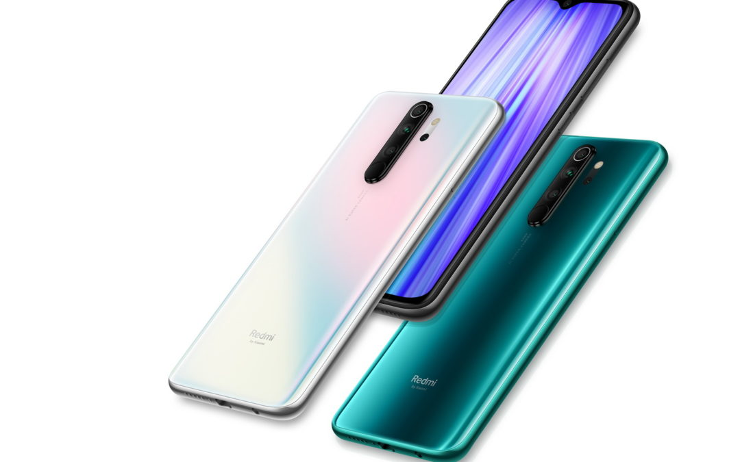 Offer! Xiaomi Redmi Note 8 Pro since 164£