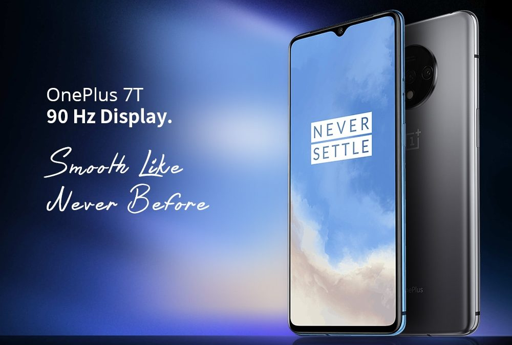 OnePlus 7T offer since 270£