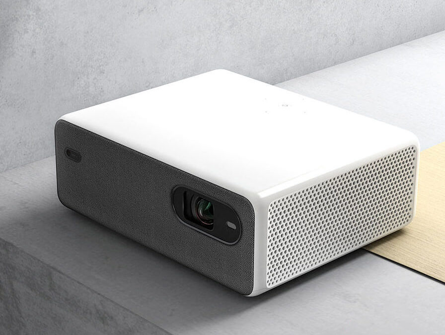 Black Friday! Offer Xiaomi Laser Projector ALPD3.0 since 1191£