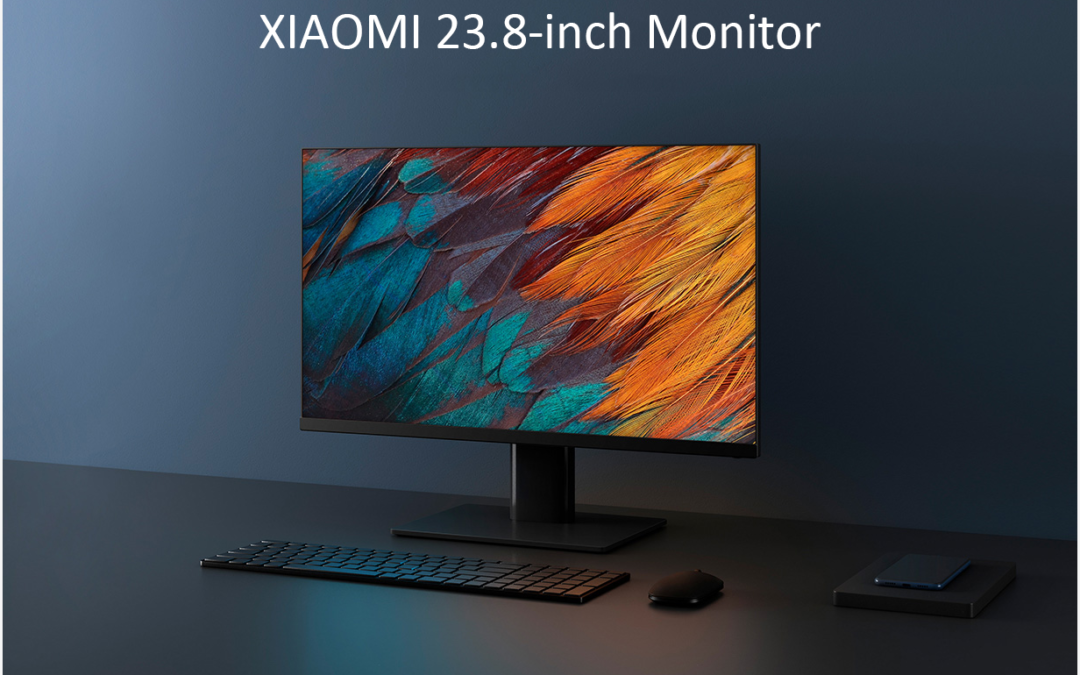 "Black Friday! Offer Xiaomi Mi Display 23.8"" Monitor since 107£"