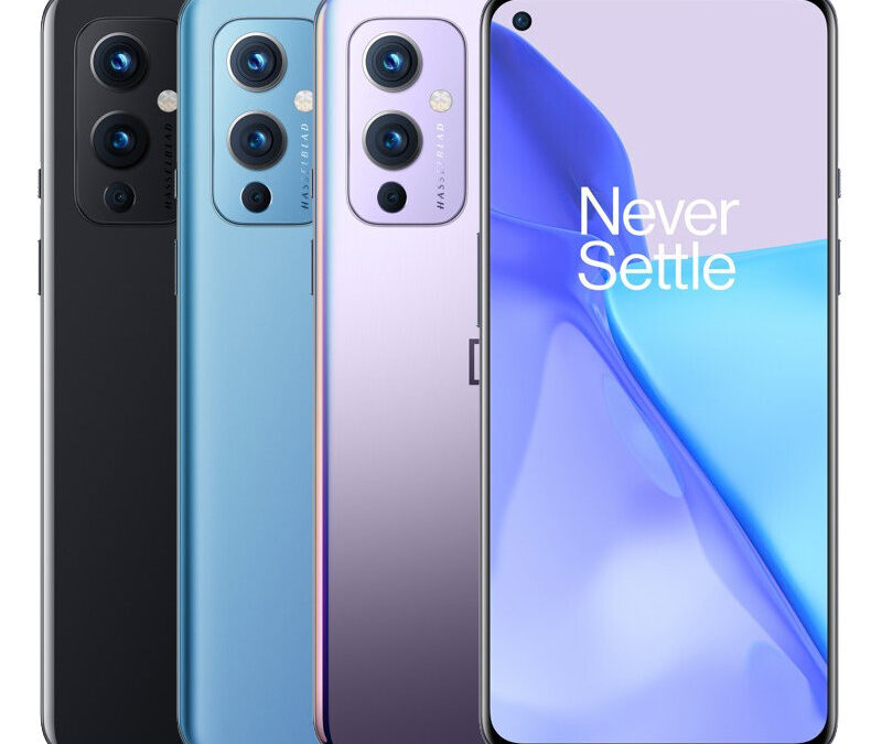 OnePlus 9 offer since 432£