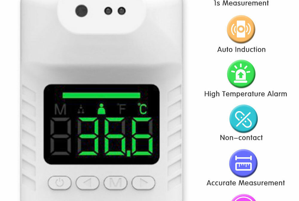 K3X Non-Contact Digital Thermometer since 9£