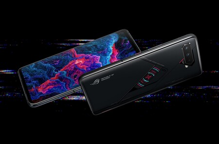 ASUS ROG Phone 5 since 510£