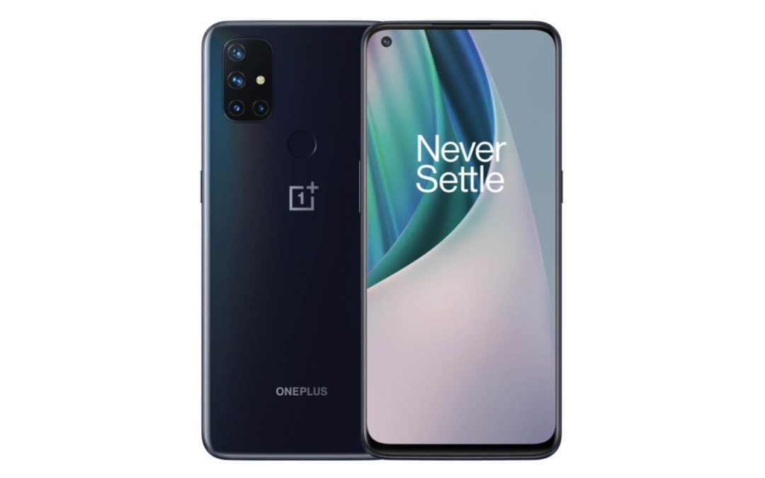 OnePlus Nord N10 5G since 254£